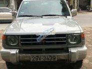 Cần bán Mitsubishi Pajero 2005, màu bạc, chính chủ  giá 175 triệu tại Hà Nội