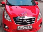 Bán Chevrolet Spark đời 2009, màu đỏ, nhập khẩu nguyên chiếc giá cạnh tranh giá 189 triệu tại Hà Nội
