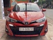 Bán Toyota Yaris sản xuất 2019, màu đỏ, nhập khẩu   giá 618 triệu tại Tp.HCM