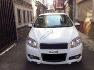 Cần bán xe Chevrolet Aveo 2017, màu trắng, xe gia đình giá 263 triệu tại Tp.HCM