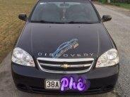 Bán Chevrolet Lacetti đời 2012, màu đen, số sàn  giá 205 triệu tại Hà Tĩnh