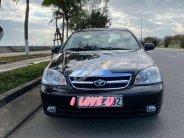 Bán Chevrolet Lacetti sản xuất 2011, màu đen xe gia đình giá 215 triệu tại Đà Nẵng