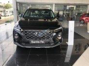 Bán Hyundai Santa Fe đời 2020, màu đen, máy dầu tiêu chuẩn  giá 1 tỷ 30 tr tại Hà Nội