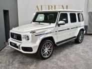 Cần bán xe Mercedes G63 AMG đời 2020, màu trắng, nhập khẩu nguyên chiếc giá 10 tỷ 800 tr tại Tp.HCM