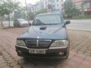 Cần bán xe Ssangyong Musso sản xuất 2007 giá 135 triệu tại Hà Nội