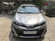 Bán ô tô Toyota Vios G đời 2019, màu bạc số sàn, giá 539tr giá 539 triệu tại Tp.HCM