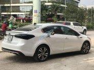 Bán xe Kia Cerato sản xuất năm 2018, màu trắng giá 580 triệu tại Hà Nội