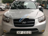 Cần bán gấp Hyundai Santa Fe sản xuất năm 2007, màu xám, giá chỉ 445 triệu giá 445 triệu tại Hà Nội