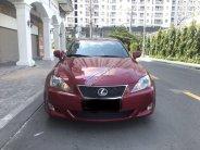 Bán xe Lexus IS250 2007, màu đỏ, xe nhập  giá 740 triệu tại Tp.HCM