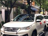 Bán xe Toyota Fortuner đời 2017, màu trắng, xe nhập chính chủ, 870 triệu giá 870 triệu tại Đà Nẵng