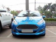 Bán Ford Fiesta đời 2015, màu xanh lam, chính chủ giá 346 triệu tại Tp.HCM
