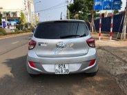 Bán xe Hyundai Grand i10 năm sản xuất 2014, màu bạc, xe nhập số sàn, giá tốt giá 260 triệu tại Gia Lai