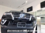 Bán Toyota Fortuner đời 2020, màu đen giá 1 tỷ 11 tr tại Lâm Đồng
