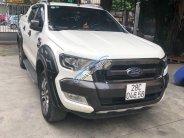 Bán Ford Ranger đời 2017, màu trắng, nhập khẩu nguyên chiếc xe gia đình giá cạnh tranh giá 780 triệu tại Hòa Bình