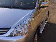 Cần bán gấp Toyota Innova G sản xuất 2010, màu bạc xe gia đình giá 358 triệu tại Bình Phước
