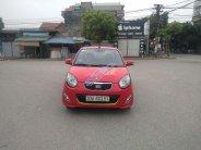 Bán ô tô Kia Morning đời 2011, màu đỏ giá 165 triệu tại Hà Nội