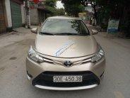 Cần bán lại xe Toyota Vios E sản xuất năm 2017, giá 390tr giá 390 triệu tại Hà Nội