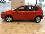 Cần bán Volkswagen Polo E 2018, màu đỏ - Khuyến mãi 100% phí trước bạ giá 695 triệu tại Tp.HCM