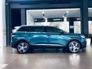 Bán Peugeot 5008 xanh ngọc lục bảo, xe Châu Âu - giá Châu Á, tặng 1 năm bảo hiểm vật chất thân xe giá 1 tỷ 349 tr tại Tp.HCM