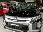 Mitsubishi Triton 4x2 AT Mivec 2020 giao ngay - tặng phụ kiện chính hãng - trả góp 7 năm giá 630 triệu tại Hà Nội
