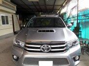 Bán xe Toyota Hilux đời 2015, màu bạc, nhập khẩu chính hãng, còn mới, giá 623tr giá 623 triệu tại Tp.HCM