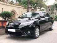 Bán Toyota Vios E năm 2015, màu đen giá 308 triệu tại Hà Nội