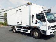 Xe tải Mitsubishi Nhật Bản - Xe tải Fuso Canter 4.99 tải trọng 1990 kg/2100kg giá 597 triệu tại Tp.HCM