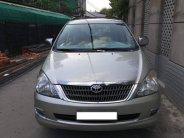 Cần bán Toyota Innova 2006, số sàn, vàng giá 257 triệu tại Tp.HCM