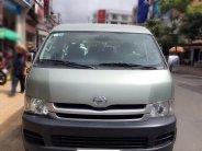 Cần bán Toyota Hiace MT sản xuất 2017, màu bạc, còn mới giá 267 triệu tại Tp.HCM