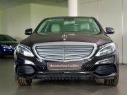 Cần bán gấp Mercedes C250 Exclusive 2018 đời 2018, màu đen giá 1 tỷ 489 tr tại Tp.HCM