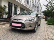 Cần bán lại xe Ford Fiesta AT đời 2012, màu xám, ít sử dụng, 287 triệu giá 287 triệu tại Tp.HCM