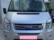 Bán xe Ford Transit MT đời 2015, màu bạc, còn mới giá cạnh tranh giá 423 triệu tại Tp.HCM
