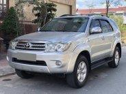 Gia đình cần bán xe Fortuner 2010, số sàn, máy dầu, màu bạc giá 533 triệu tại Tp.HCM