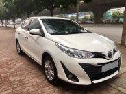 Cần bán xe Vios E 2018 màu trắng giá 476 triệu tại Tp.HCM