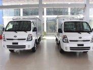Bán xe tải Kia K200 tải 1.4 tấn nâng tải 1.9 tấn, các loại thùng bạt, kín, đông lạnh giá 335 triệu tại Hà Nội