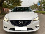 Bán Mazda 6 đời 2016 full, số tự động, màu trắng tinh  giá 613 triệu tại Tp.HCM