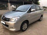 Gia đình cần bán xe Innova 2008, số sàn, màu bạc gia đình sử dụng giá 296 triệu tại Tp.HCM