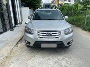 Bán ô tô Hyundai Santa Fe AT đời 2010, màu bạc, như mới giá 586 triệu tại Tp.HCM