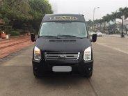 Bán Ford Transit máy dầu 2016 Luxury 10 ghế VIP màu đen giá 476 triệu tại Tp.HCM