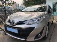 Bán Toyota Vios E 2018, màu vàng cát giá 453 triệu tại Tp.HCM