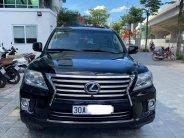 Cần bán xe Lexus LX 570 đời 2013, màu đen, xe nhập giá 3 tỷ 780 tr tại Hà Nội