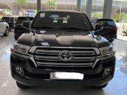 Xe Toyota Land Cruiser 4.6 VX đời 2016, màu đen, nhập khẩu nguyên chiếc giá 2 tỷ 990 tr tại Hà Nội