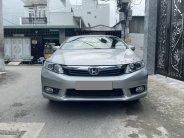 Cần bán Honda Civic AT đời 2013, màu bạc, xe gia đình giá 435 triệu tại Tp.HCM