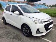 Gia đình cần bán xe I10, sản xuất 2017, số sàn, mâm đúc, full nút đề, màu trắng giá 283 triệu tại Tp.HCM