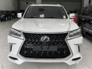 Bán Lexus LX570 Super Sport sản xuất 2018, tư nhân, biển Hà Nội, xe lăn bánh 9000 km, mới 99% giá 7 tỷ 980 tr tại Hà Nội