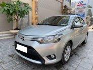 Cần bán gấp Toyota Vios MT đời 2018, màu bạc, chính chủ, giá 393tr giá 393 triệu tại Tp.HCM