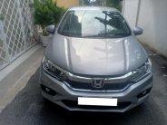 Cần bán lại xe Honda City AT đời 2018, màu bạc, số tự động, giá 513tr giá 513 triệu tại Tp.HCM
