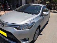 Cần bán gấp Toyota Vios đời 2017, màu bạc, số tự động, giá 423tr giá 423 triệu tại Tp.HCM