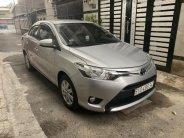 Cần bán Toyota Vios MT đời 2018, màu bạc, xe gia đình giá 386 triệu tại Tp.HCM