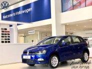 Polo Hatchback màu xanh - Polo Hatchback Blue Metallic Lapiz L9L9, giá tốt giá 695 triệu tại Tp.HCM